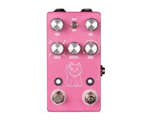 STD LUCKY CAT PINK PEDALE DELAY