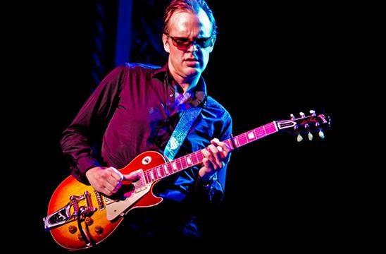 Novità: limitatissima Gibson® Les Paul® Joe Bonamassa