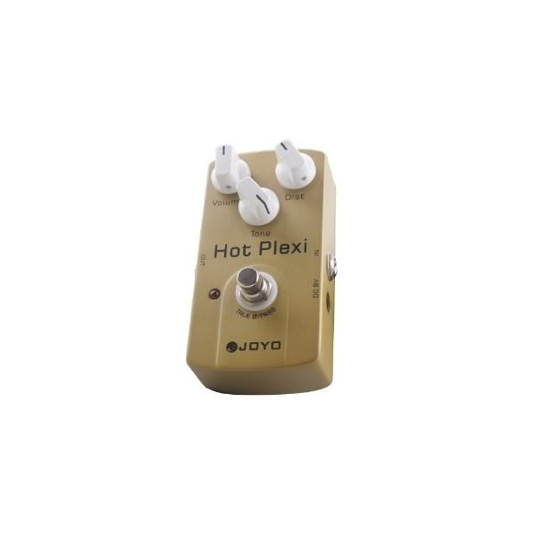 JF32 HOT PLEXI PEDALE OVERDRIVE