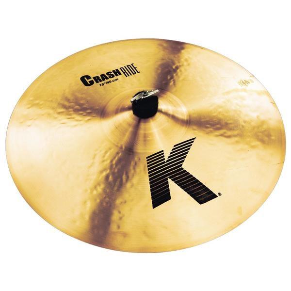 "18"" K CRASH RIDE (CM. 45)"