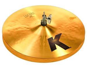"14"" K LIGHT HI-HAT (CM. 36)"