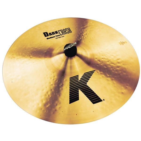 "18"" K DARK CRASH MEDIUM THIN (CM. 45)"