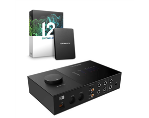 NATIVE INSTRUMENTS Komplete Audio 6 MKII + Komplete 12