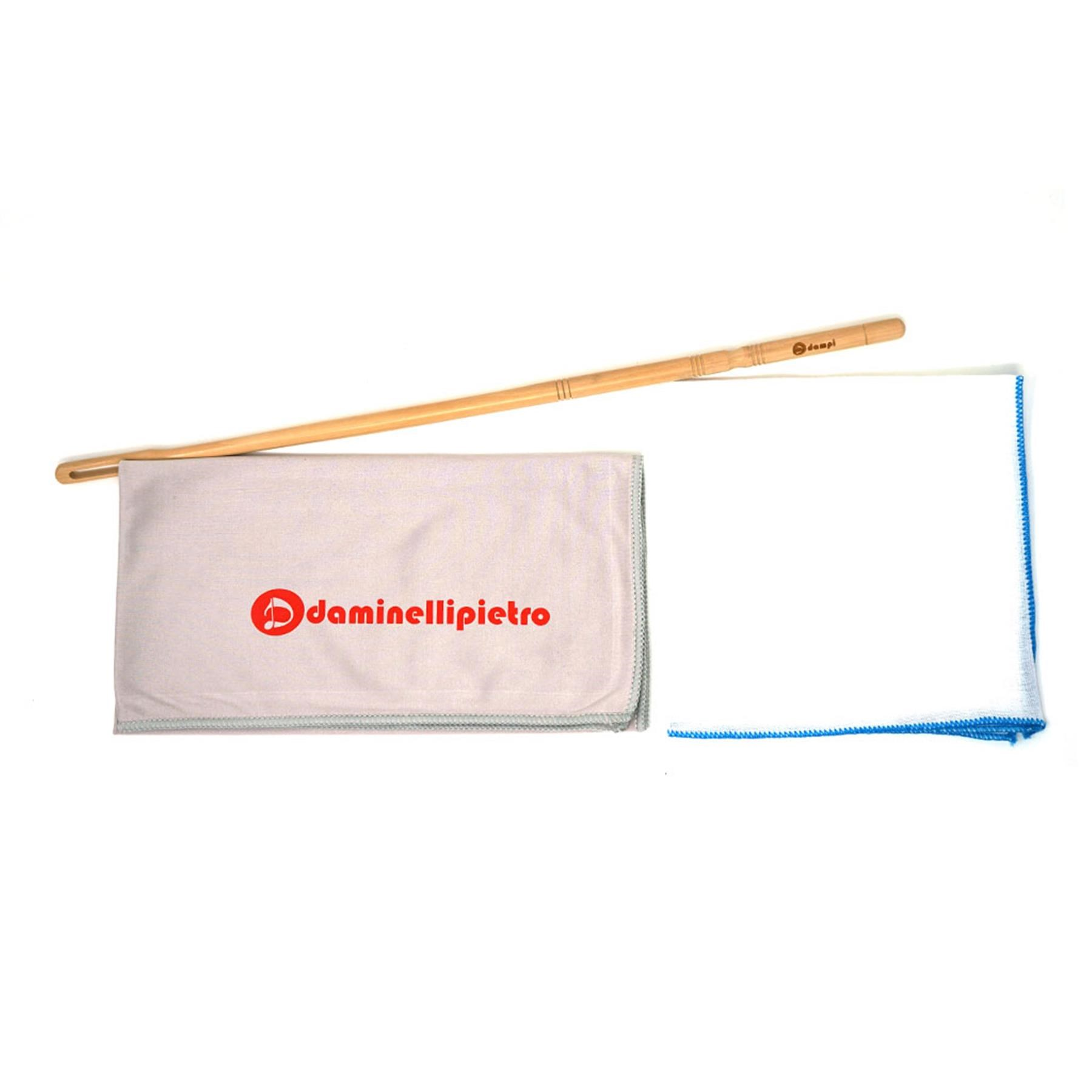 Kit professionale di pulizia per flauto traverso