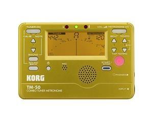 TM50 GD ACCORDATORE METRONOMO