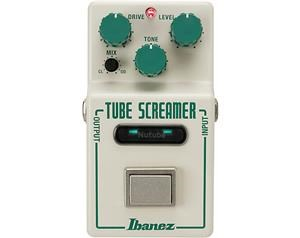 NTS NU TUBESCREAMER PEDALE OVERDRIVE