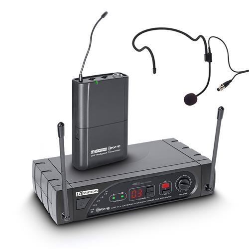 Eco 16 Bph Headset Sistema Radiomicrofono