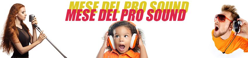 Tutte Le Promo su pro sound