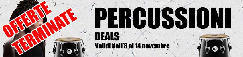percussioni black friday audio deals