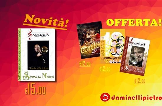 DVD: novità e promozioni