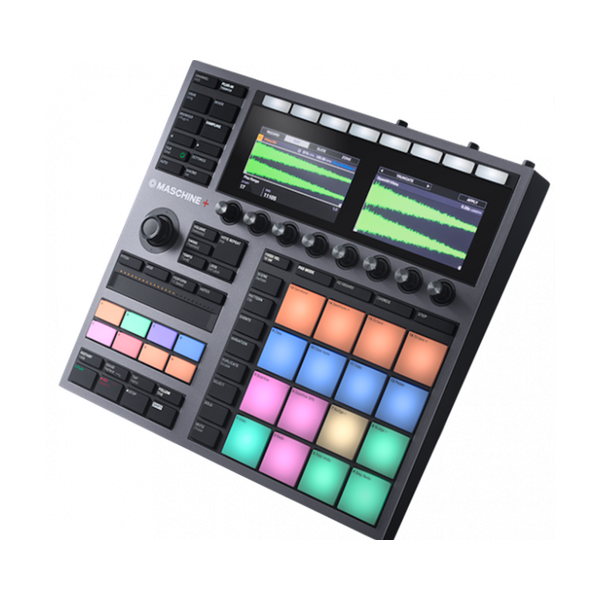 MASCHINE PLUS STANDALONE PRODUCTION SYSTEM