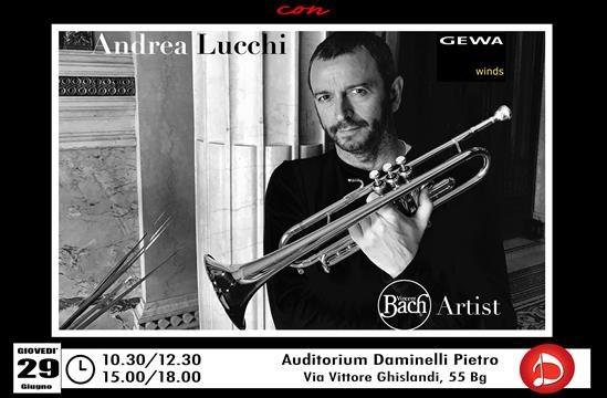 Masterclass con Andrea Lucchi