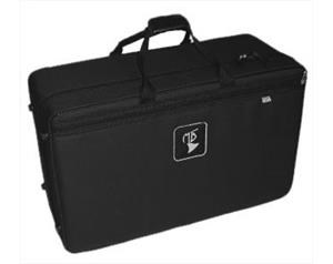 MB BLACK COMPACT NYLON CUSTODIA 3 TROMBE