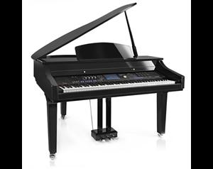 GRAND1000 BK PIANO DIGITALE