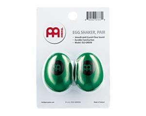 ES2-GREEN EGG SHAKER VERDE