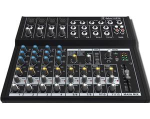 MIX 12 FX MIXER AUDIO A 12 CANALI