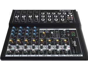 MIX 12 FX MIXER AUDIO A 12 CANALI