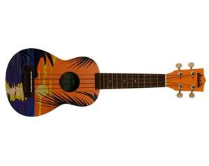 MK-S DAY TROPICAL DAY UKULELE SOPRANO UKADELIC