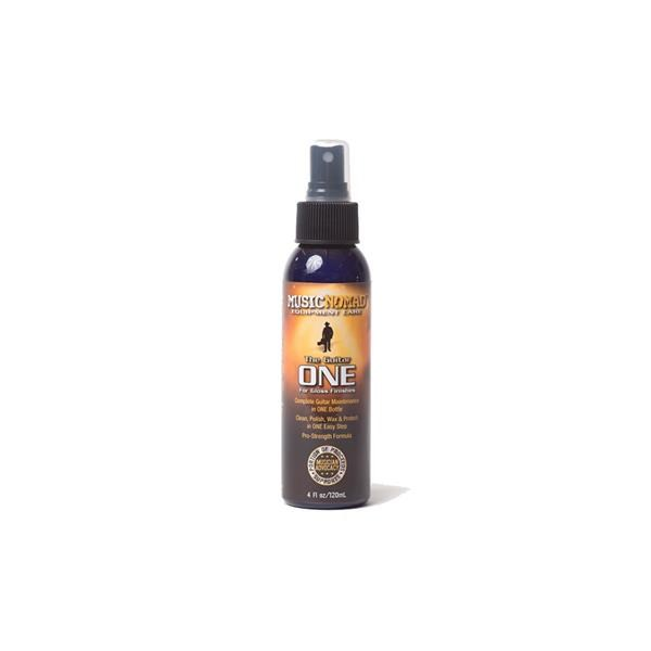 MN103 THE GUITAR ONE CLEANER 120ML