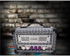 CRUNCH BOX TUBE AMP TESTATA 4W