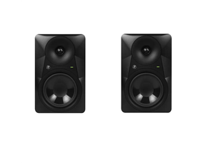 MR624 COPPIA STUDIO MONITOR BIAMPLIFICATI
