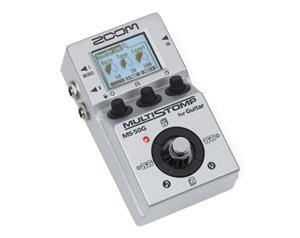 Ms-50g - Pedale Multieffetto