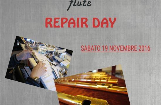 Muramatsu Repair Day del 19/11/16