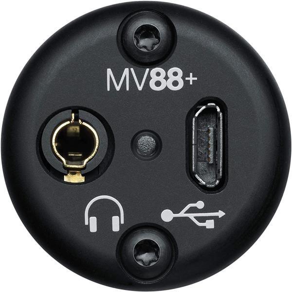 MV88+ VIDEO KIT CON MICROFONO DIGITALE