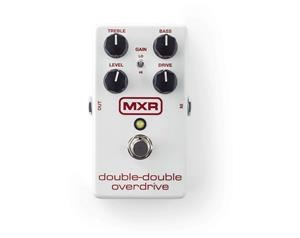 M250 DOUBLE-DOUBLE OVERDRIVE