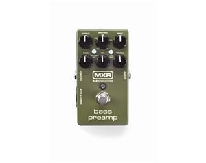 M81 BASS PREAMP PEDALE