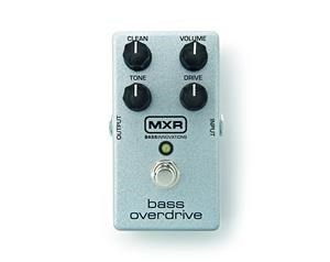 M89 BASS OVERDRIVE PEDALE