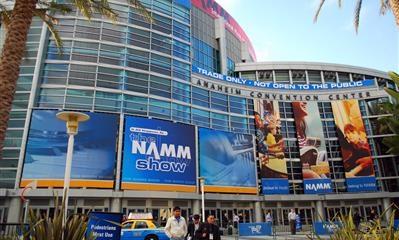 NAMM 2018: le migliori novità selezionate da Dampi