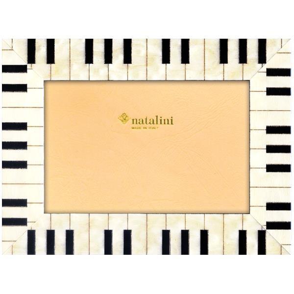 PORTAFOTO PIANO AVORIO CM 10X15
