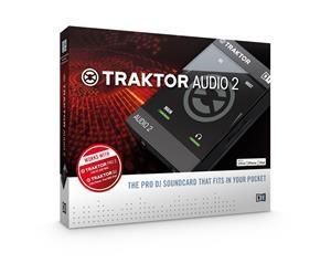 TRAKTOR AUDIO 2 DJ MK2 SCHEDA AUDIO