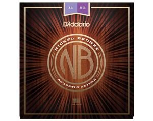 NB1152 NICKEL BRONZE CUSTOM LIGHT 11/52