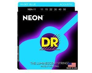 NBA11 11/50 NEON HI-DEF BLUE SET DI CORDE