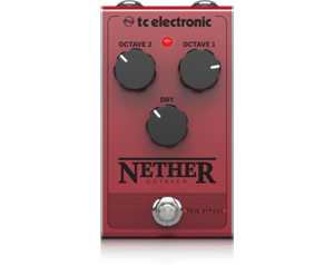 NETHER OCTAVER PEDALE