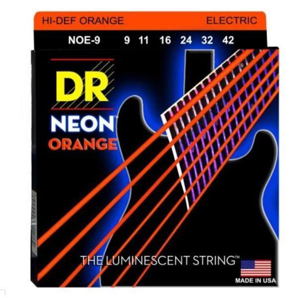 NOE9 9/42 NEON HI-DEF ORANGE CORDE