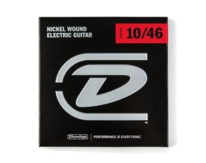 DEN1046 NICKEL WOUND MEDIUM SET DI CORDE