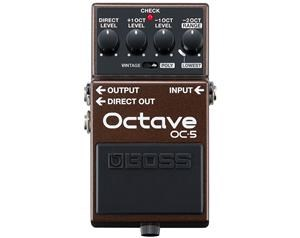 OC-5 OCTAVE POLYPHONIC PEDALE