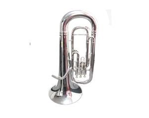 OP-EP-1182S EUPHONIUM SILVER PLATED