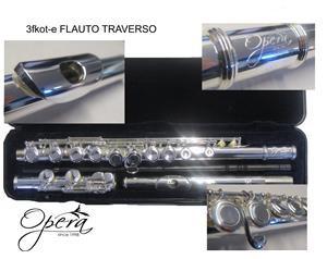 3FKOT E  FLAUTO TRAVERSO