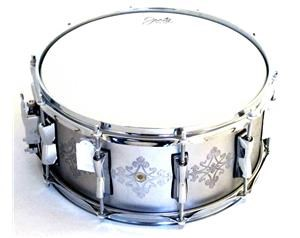As1092 Rullante In Alluminio 14''x6,5''