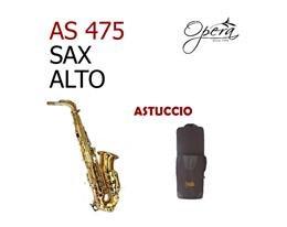 AS475 SAX ALTO OPERA CON ASTUCCIO DELUXE