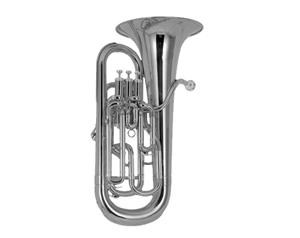 OP-EP-1150S EUPHONIUM SILVER PLATED