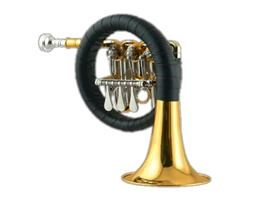 FH740L POST HORN LACCATO