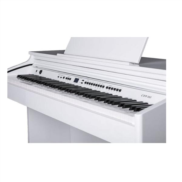 CDP-101 BIANCO LUCIDO PIANOFORTE DIGITALE