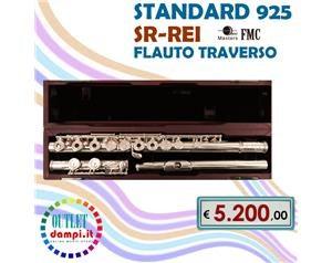 Standard 925 Sr-rei Flauto Traverso