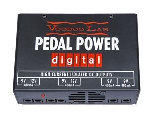 VL-PPD PEDAL POWER DIGITAL ALIMENTATORE