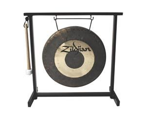 "12"" TRADITIONAL GONG (CM. 30) & STAND SET"